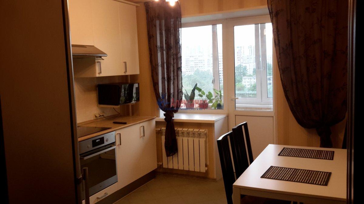 1-комнатная квартира (43м2) в аренду по адресу Белградская ул., 26— фото 3 из 14