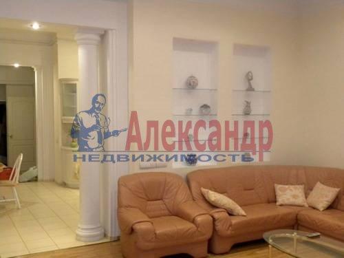 2-комнатная квартира (85м2) в аренду по адресу Замятин пер., 2— фото 2 из 7