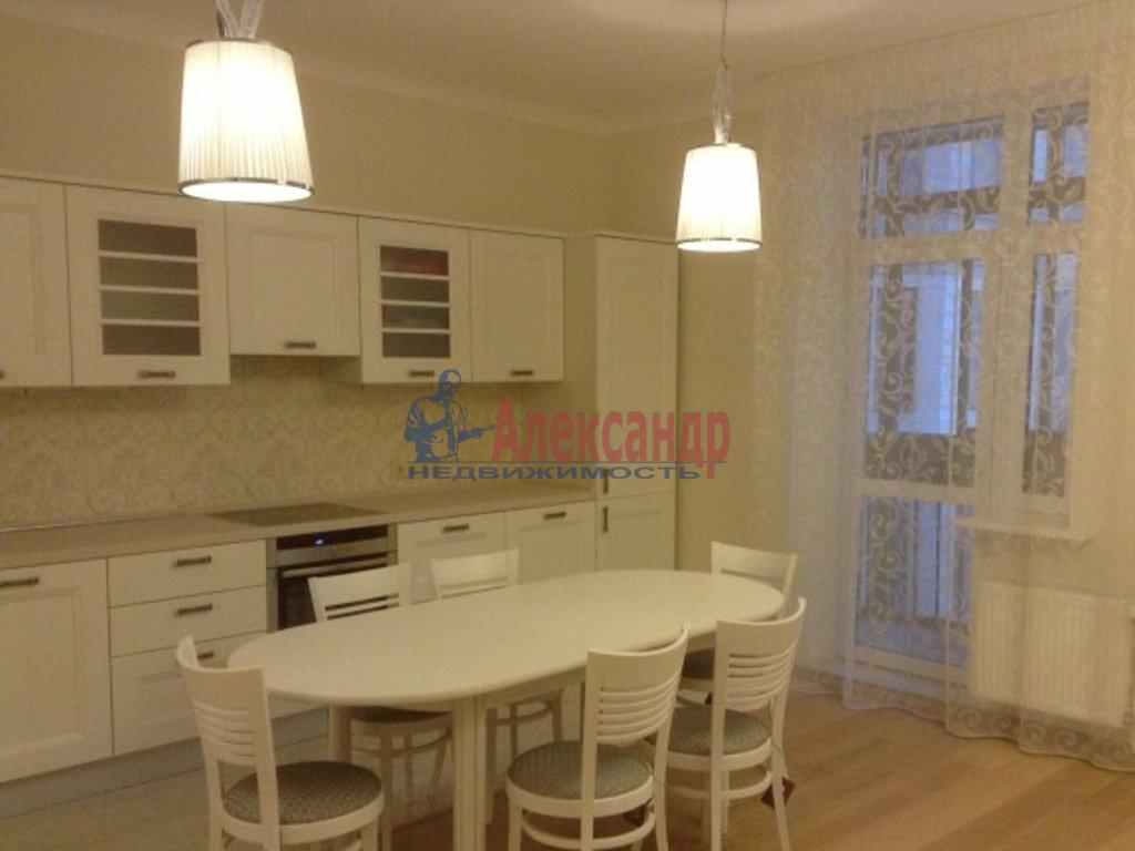 2-комнатная квартира (75м2) в аренду по адресу Московский просп., 183— фото 2 из 3