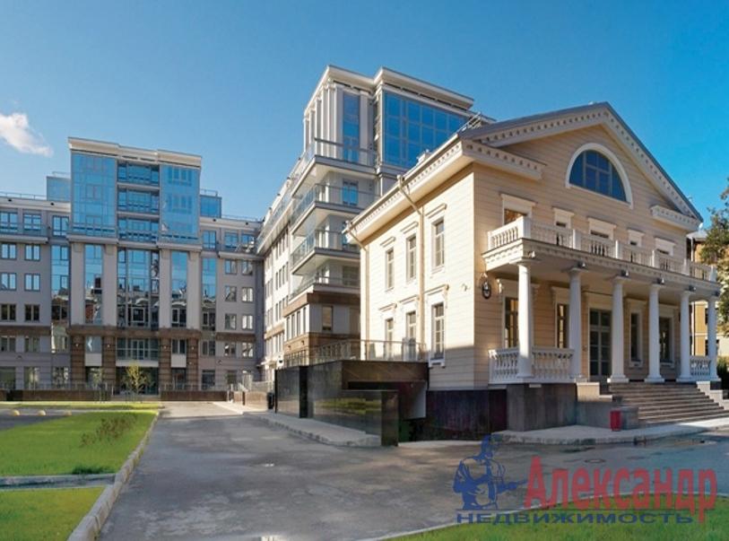 3-комнатная квартира (110м2) в аренду по адресу Каменноостровский пр., 62— фото 14 из 15