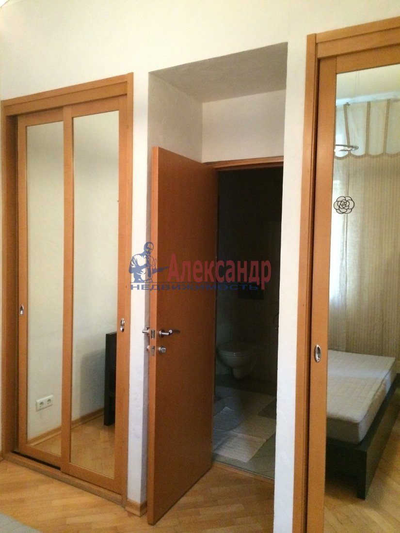 3-комнатная квартира (100м2) в аренду по адресу Московский просп., 173— фото 10 из 18