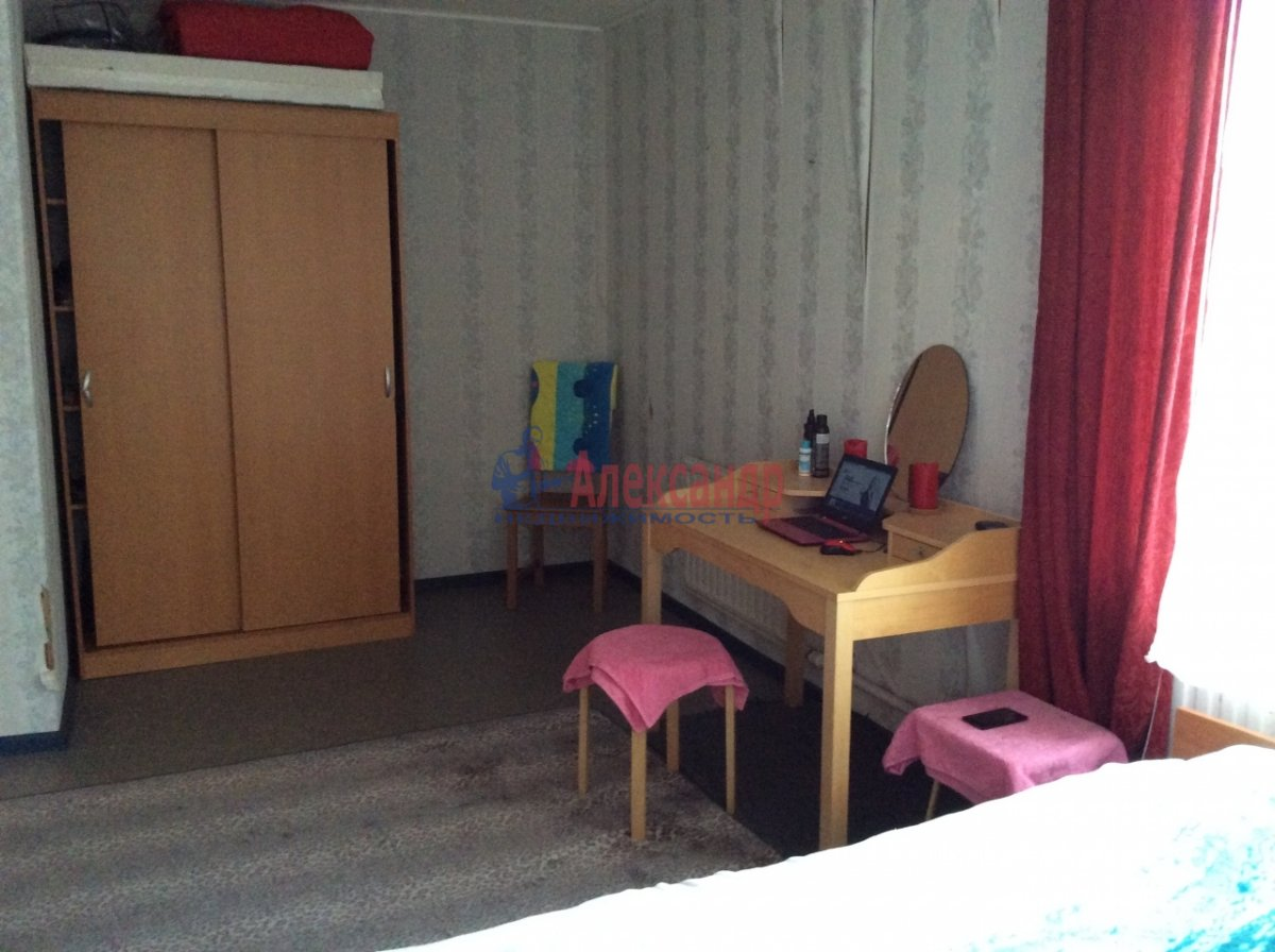 1-комнатная квартира (33м2) в аренду по адресу Северный пр., 73— фото 3 из 8