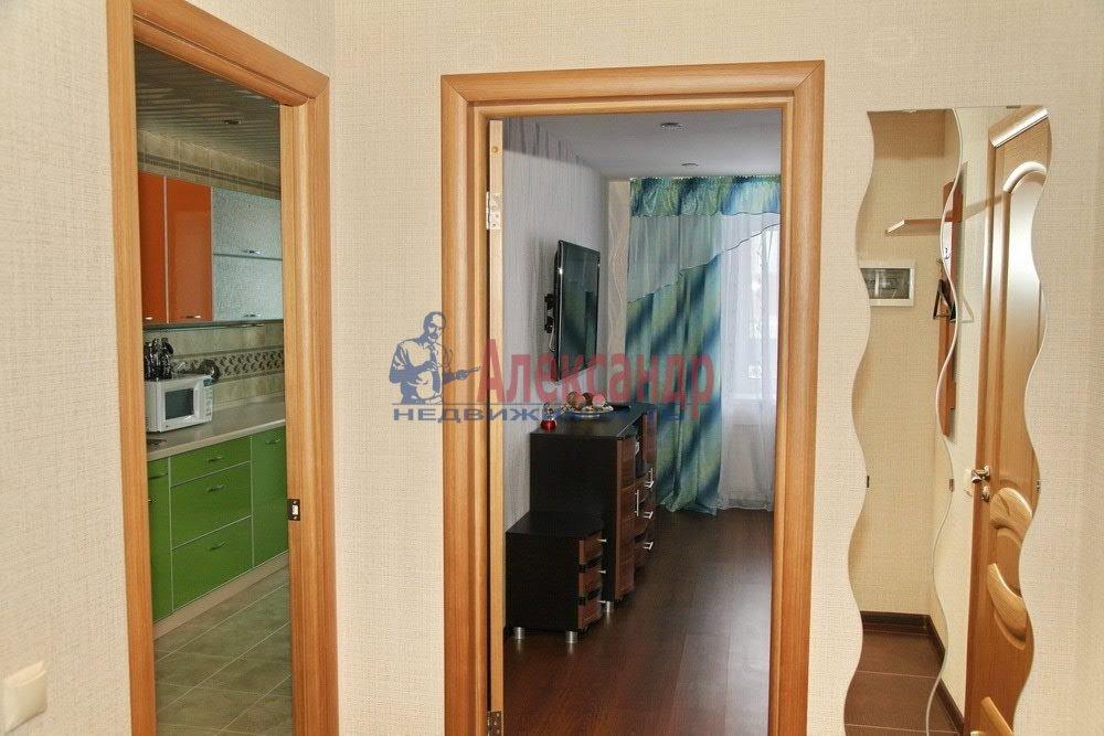 1-комнатная квартира (40м2) в аренду по адресу Кораблестроителей ул., 44— фото 11 из 14