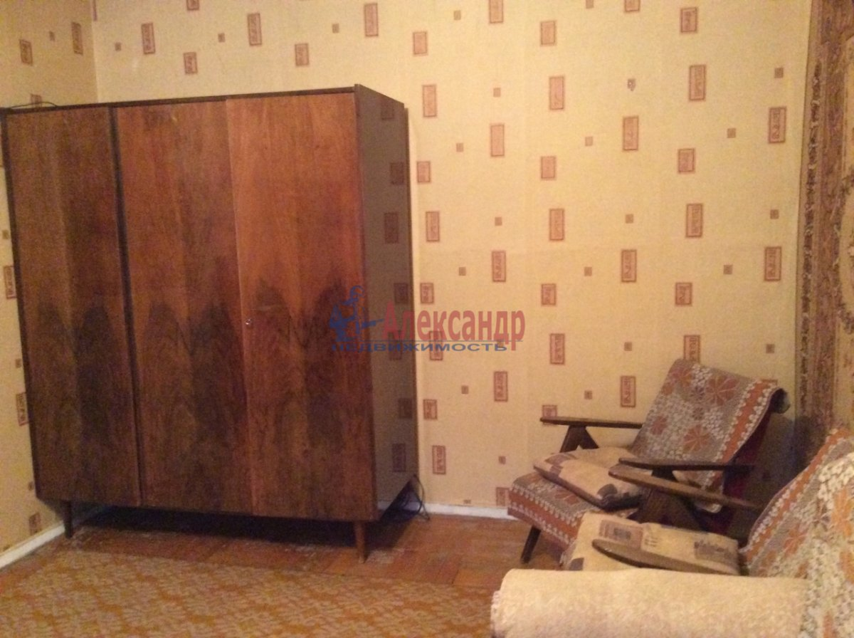 1-комнатная квартира (34м2) в аренду по адресу Светлановский просп., 109— фото 3 из 8