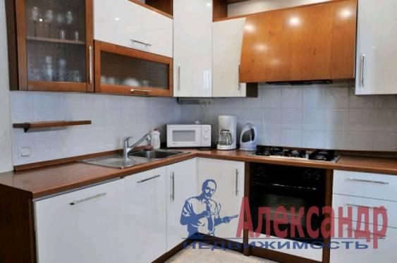 3-комнатная квартира (100м2) в аренду по адресу Канала Грибоедова наб., 23— фото 3 из 5