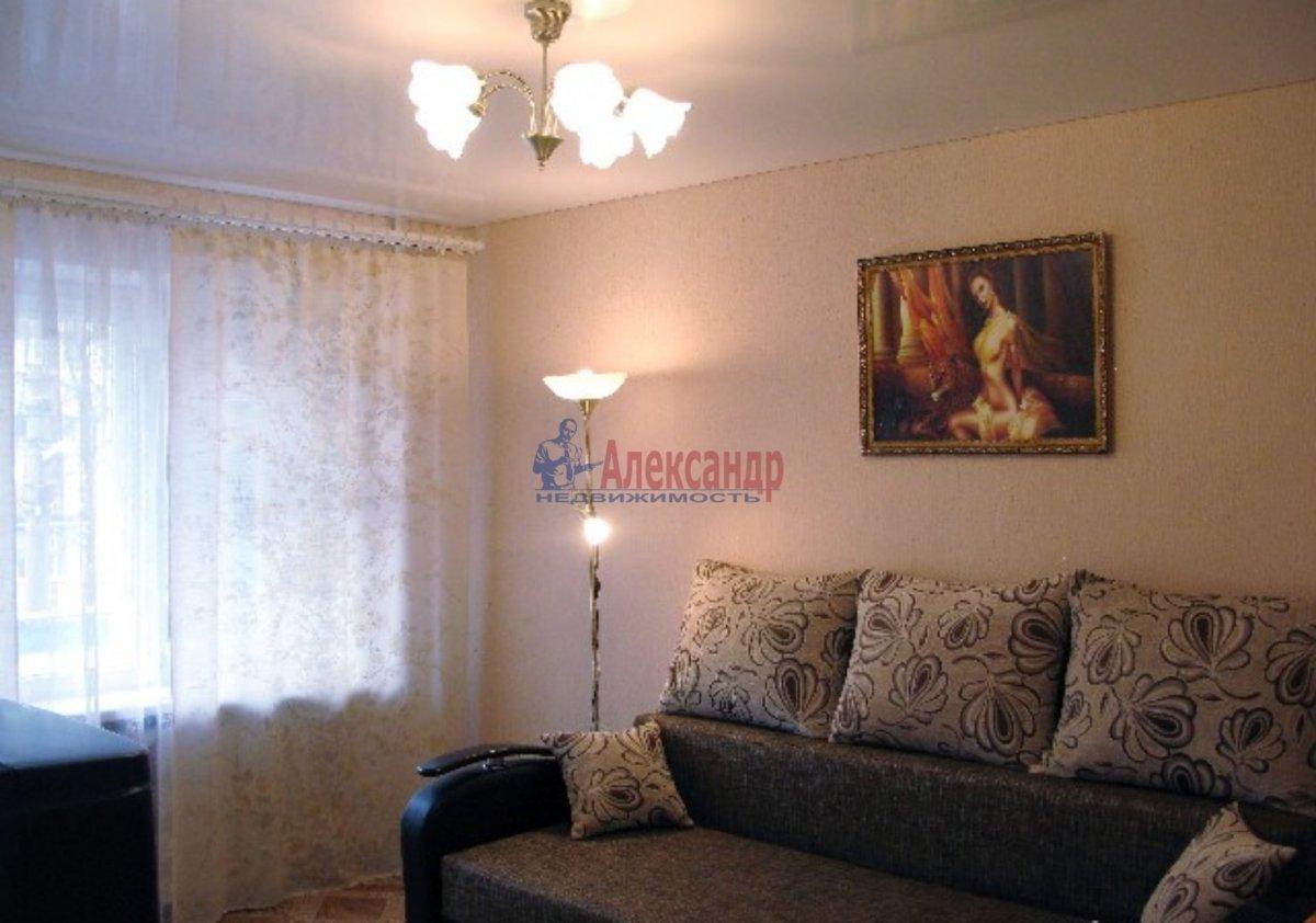 1-комнатная квартира (48м2) в аренду по адресу Искровский пр., 32— фото 5 из 5