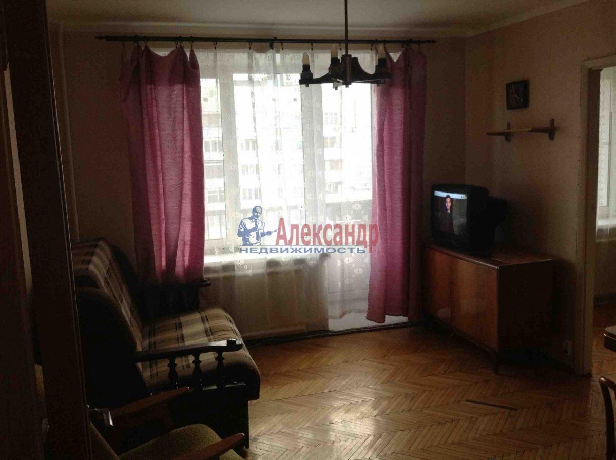 1-комнатная квартира (45м2) в аренду по адресу Дачный пр., 4— фото 1 из 1