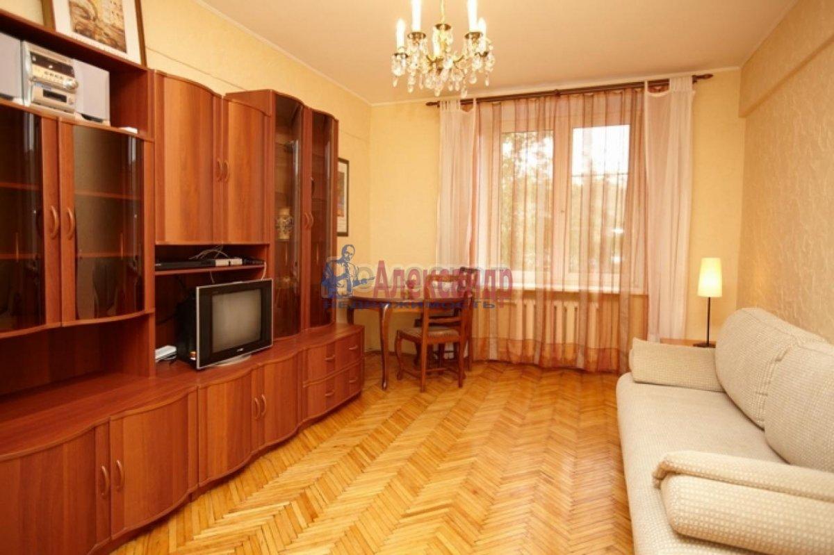 1-комнатная квартира (45м2) в аренду по адресу Уточкина ул., 3— фото 1 из 1