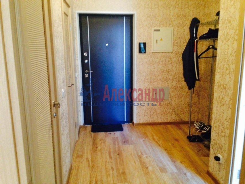 1-комнатная квартира (45м2) в аренду по адресу Петергофское шос., 45— фото 14 из 18
