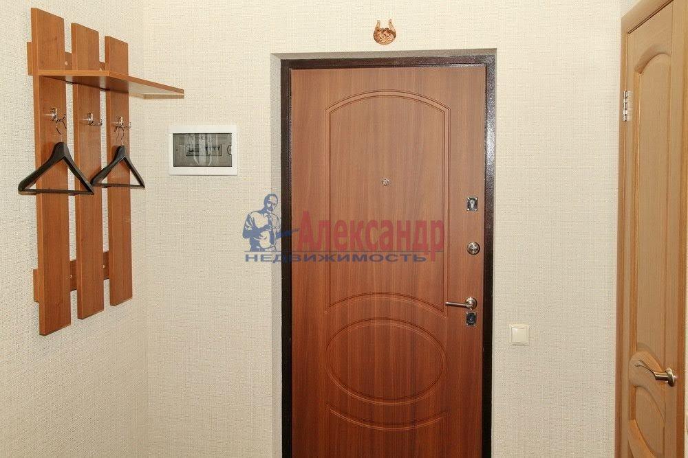 1-комнатная квартира (40м2) в аренду по адресу Кораблестроителей ул., 44— фото 13 из 14