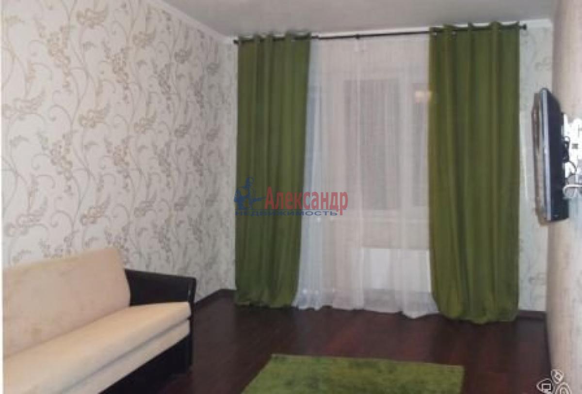 1-комнатная квартира (38м2) в аренду по адресу Двинская ул., 4— фото 1 из 5