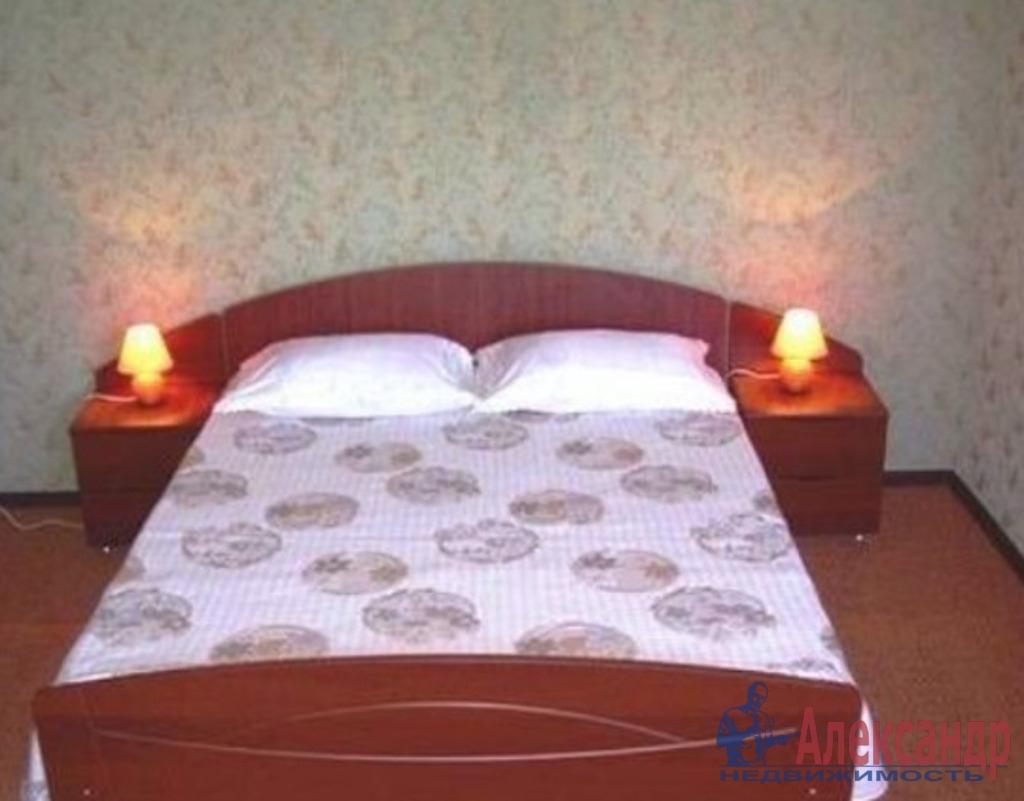 2-комнатная квартира (51м2) в аренду по адресу Шлиссельбургский пр., 5— фото 2 из 4