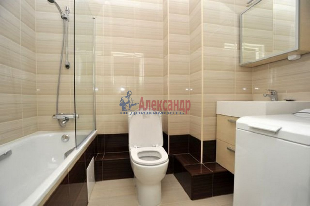 1-комнатная квартира (47м2) в аренду по адресу Детская ул., 18— фото 4 из 9