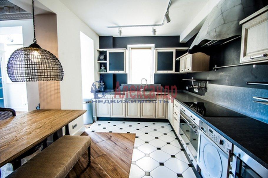 3-комнатная квартира (105м2) в аренду по адресу Большая Морская ул.— фото 2 из 8
