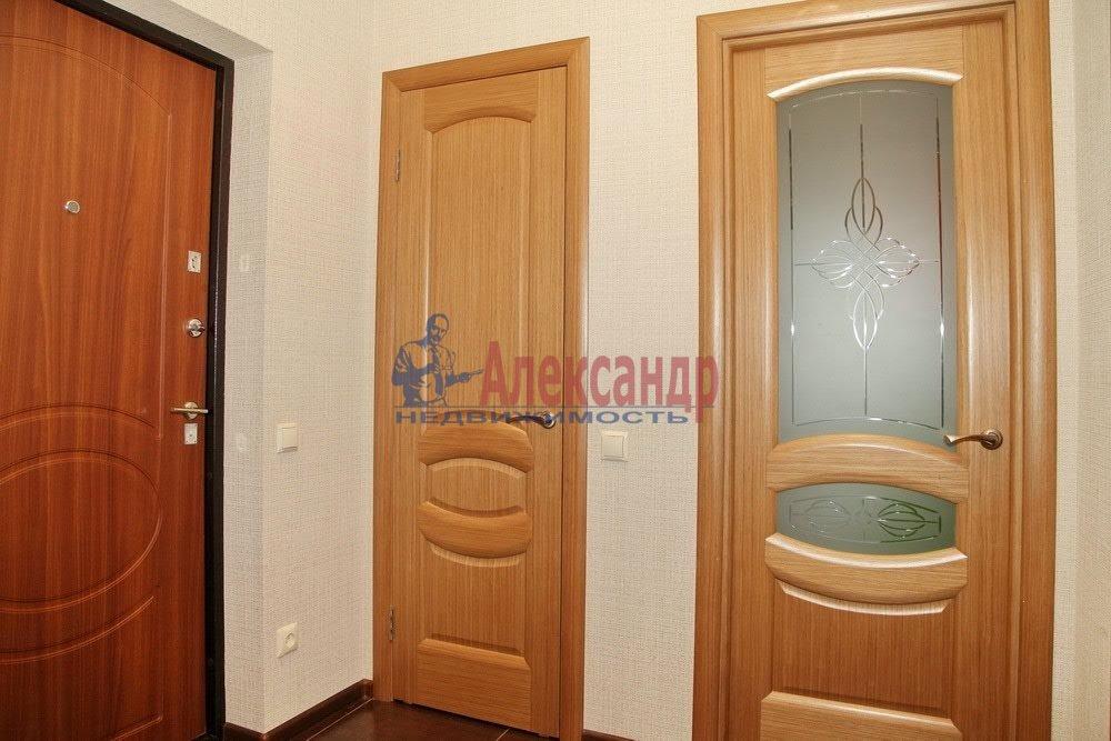 1-комнатная квартира (40м2) в аренду по адресу Кораблестроителей ул., 44— фото 14 из 14