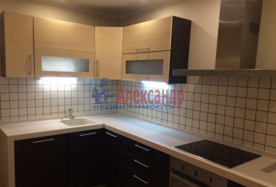 1-комнатная квартира (45м2) в аренду по адресу Белы Куна ул., 1— фото 1 из 4