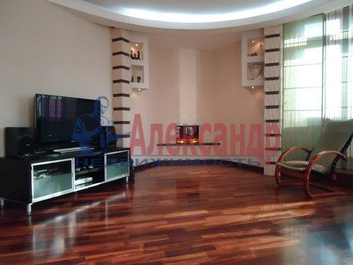 3-комнатная квартира (97м2) в аренду по адресу Яхтенная ул., 3— фото 3 из 5