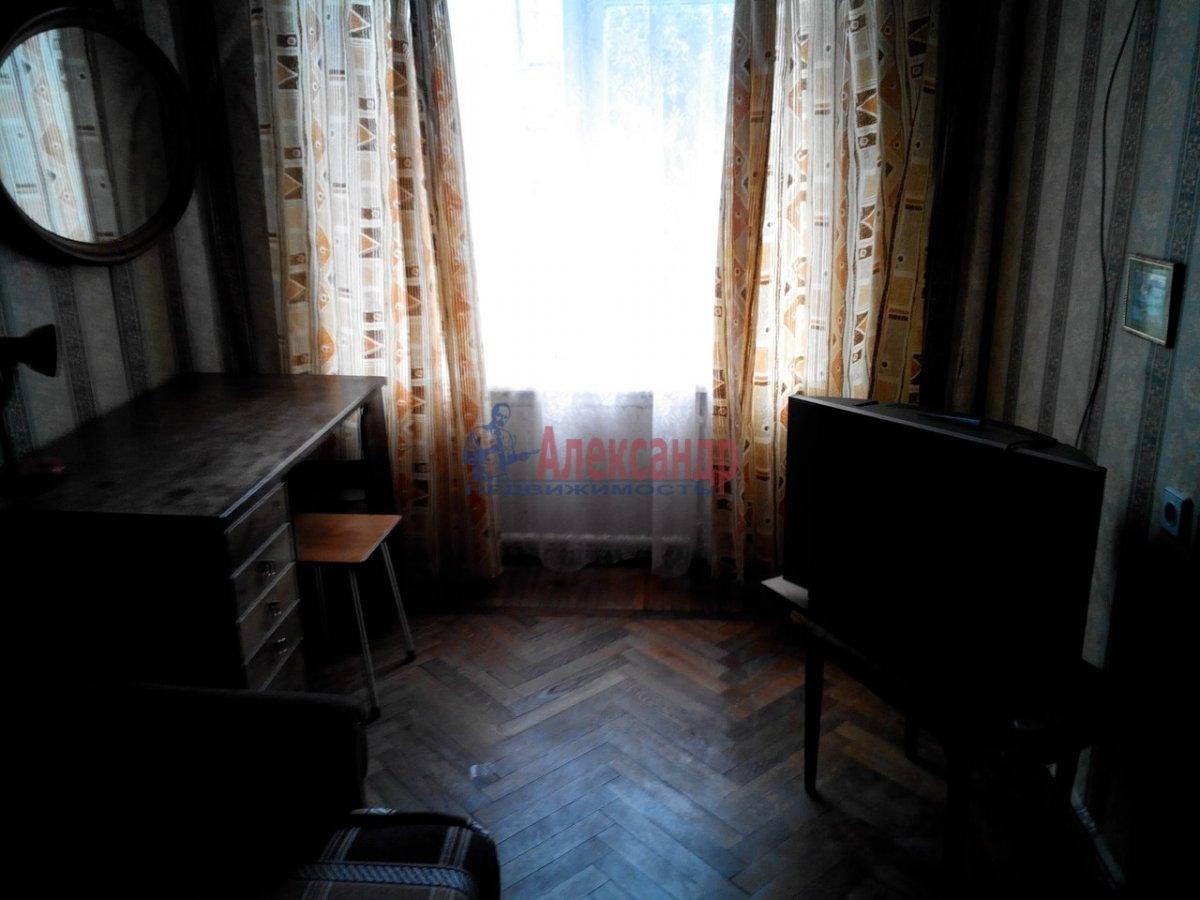 1-комнатная квартира (43м2) в аренду по адресу Кропоткина ул., 24— фото 4 из 7