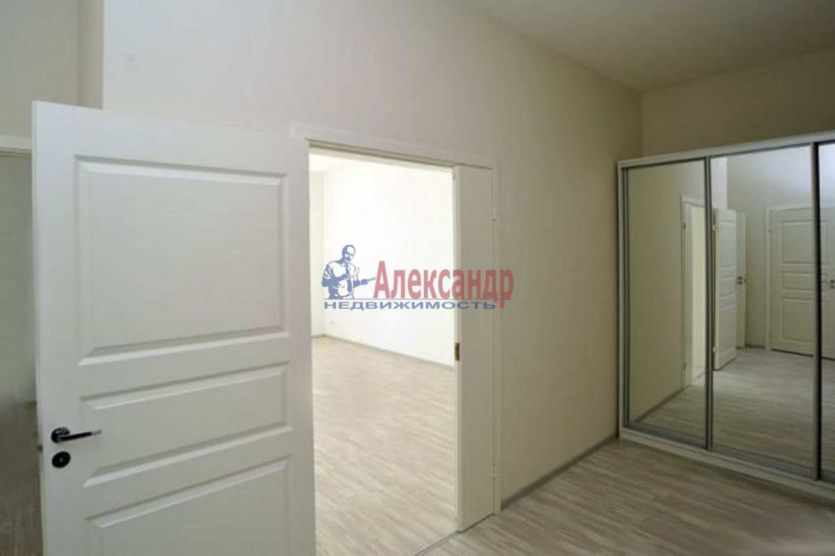 1-комнатная квартира (47м2) в аренду по адресу Детская ул., 18— фото 5 из 9