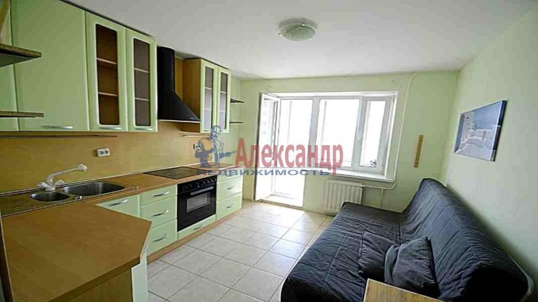 1-комнатная квартира (40м2) в аренду по адресу Савушкина ул., 128— фото 1 из 5