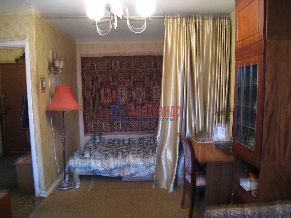 1-комнатная квартира (33м2) в аренду по адресу Просвещения пр., 54— фото 3 из 9