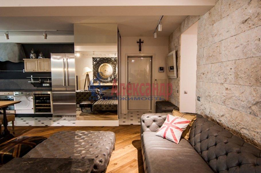 3-комнатная квартира (105м2) в аренду по адресу Большая Морская ул.— фото 4 из 8