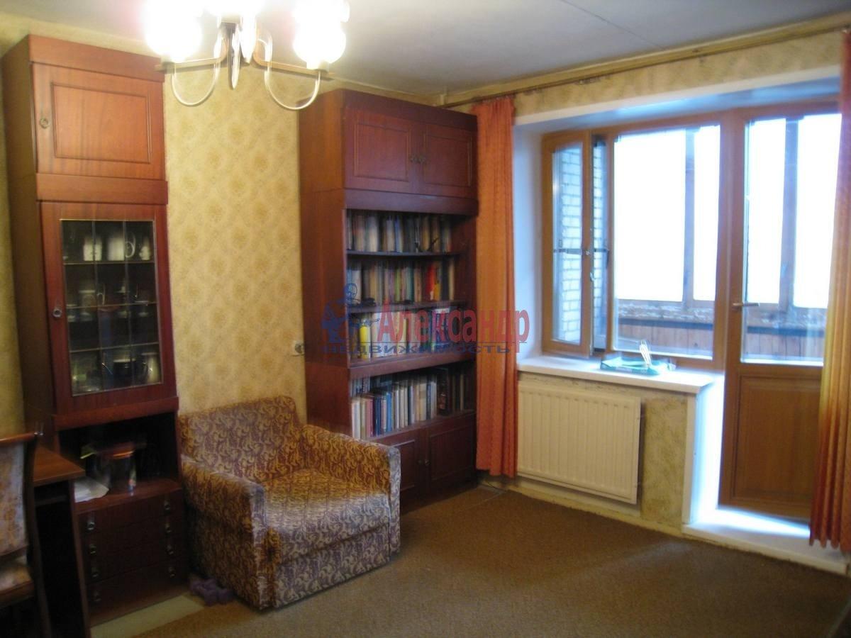 1-комнатная квартира (33м2) в аренду по адресу Просвещения пр., 54— фото 1 из 9