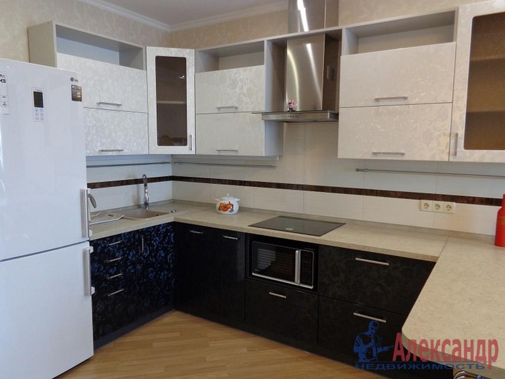 3-комнатная квартира (99м2) в аренду по адресу Варшавская ул., 23— фото 3 из 3