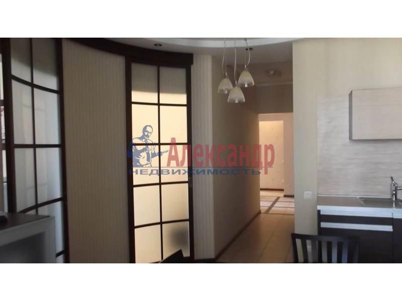 3-комнатная квартира (100м2) в аренду по адресу Коломяжский пр., 15— фото 6 из 14