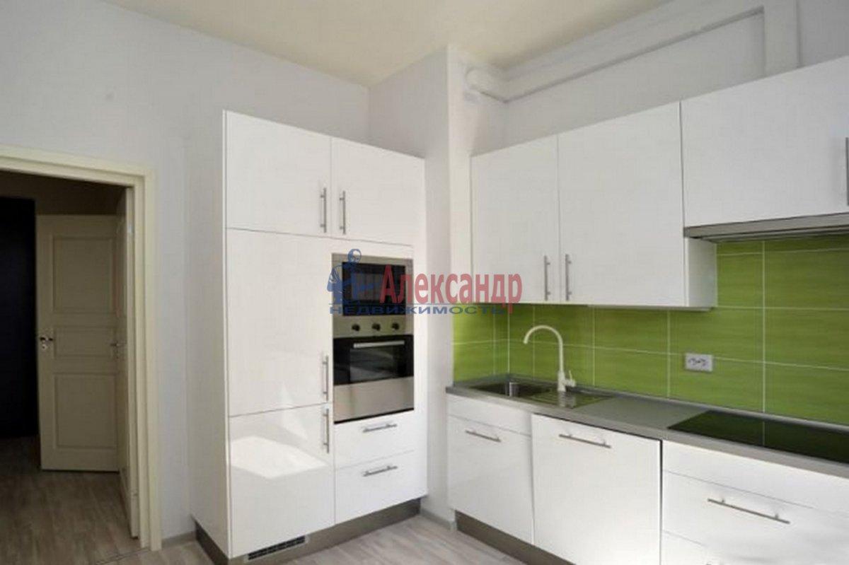 1-комнатная квартира (47м2) в аренду по адресу Детская ул., 18— фото 2 из 9