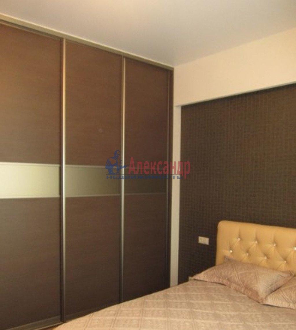 3-комнатная квартира (88м2) в аренду по адресу Богатырский пр., 55— фото 3 из 4