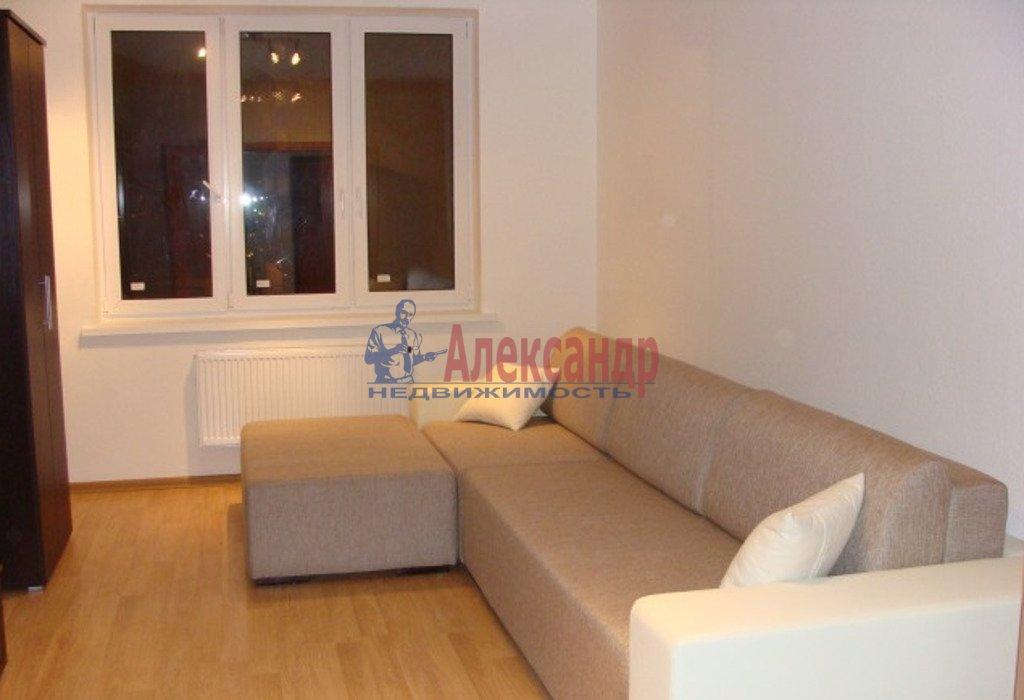 1-комнатная квартира (42м2) в аренду по адресу Мебельная ул., 25— фото 1 из 3