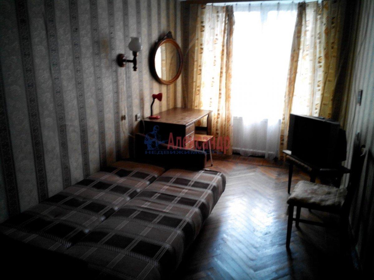 1-комнатная квартира (43м2) в аренду по адресу Кропоткина ул., 24— фото 5 из 7