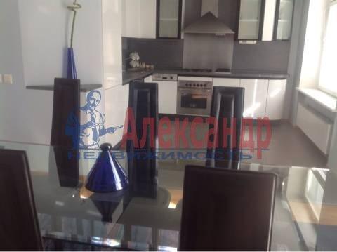 3-комнатная квартира (110м2) в аренду по адресу Бассейная ул., 27— фото 3 из 18