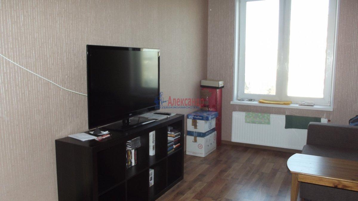 1-комнатная квартира (40м2) в аренду по адресу Костромской пр., 10— фото 1 из 3