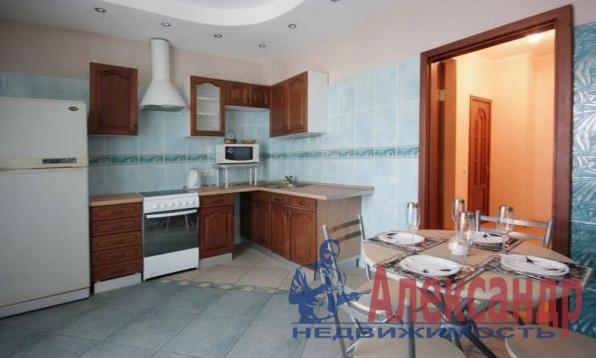 1-комнатная квартира (42м2) в аренду по адресу Науки пр., 17— фото 3 из 4
