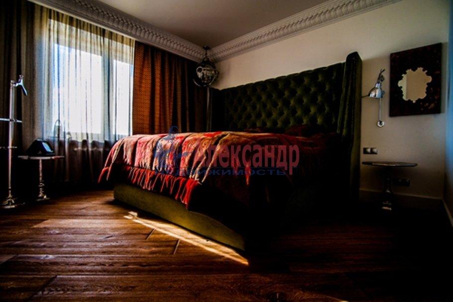 3-комнатная квартира (105м2) в аренду по адресу Большая Морская ул.— фото 6 из 8