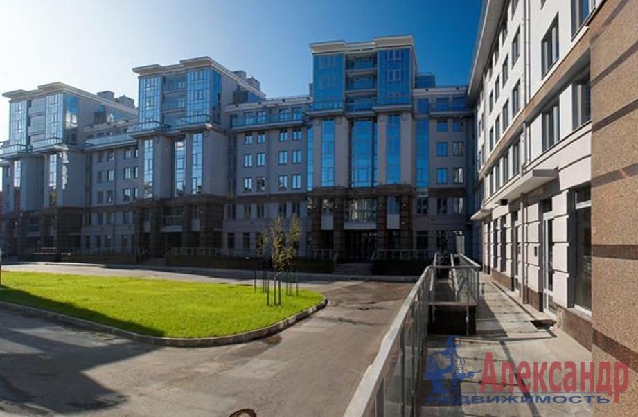 3-комнатная квартира (110м2) в аренду по адресу Каменноостровский пр., 62— фото 15 из 15