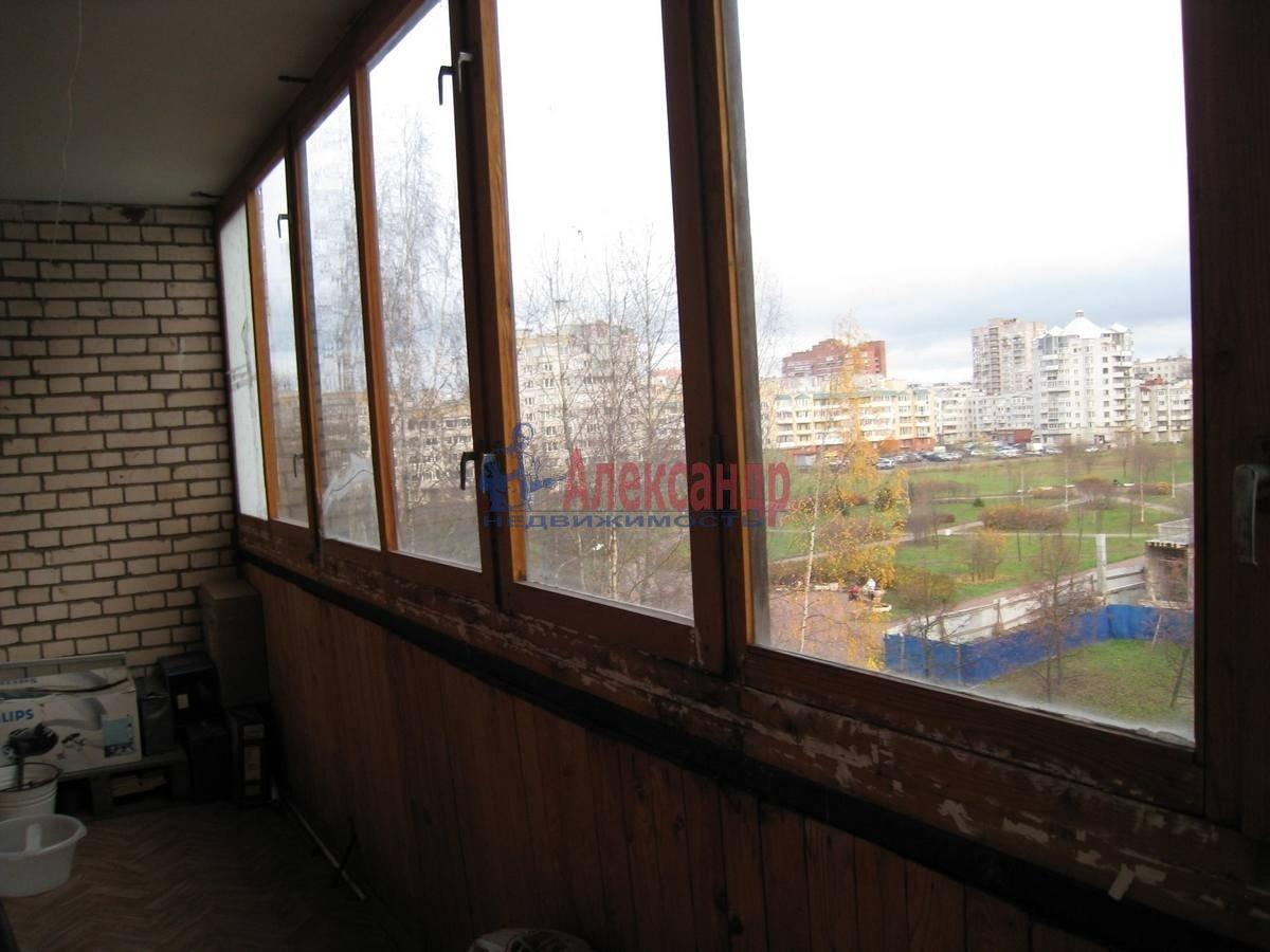 1-комнатная квартира (33м2) в аренду по адресу Просвещения пр., 54— фото 4 из 9