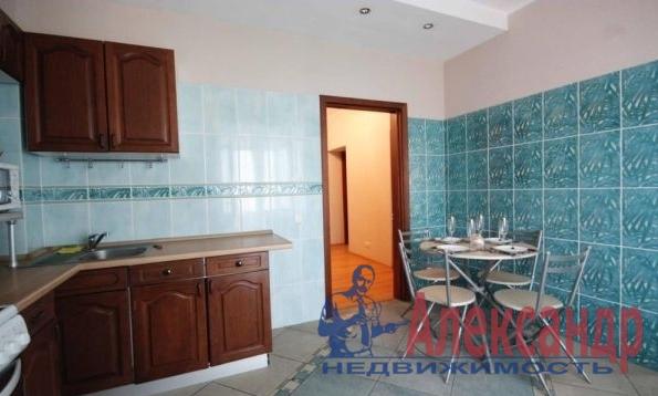 1-комнатная квартира (42м2) в аренду по адресу Науки пр., 17— фото 1 из 4