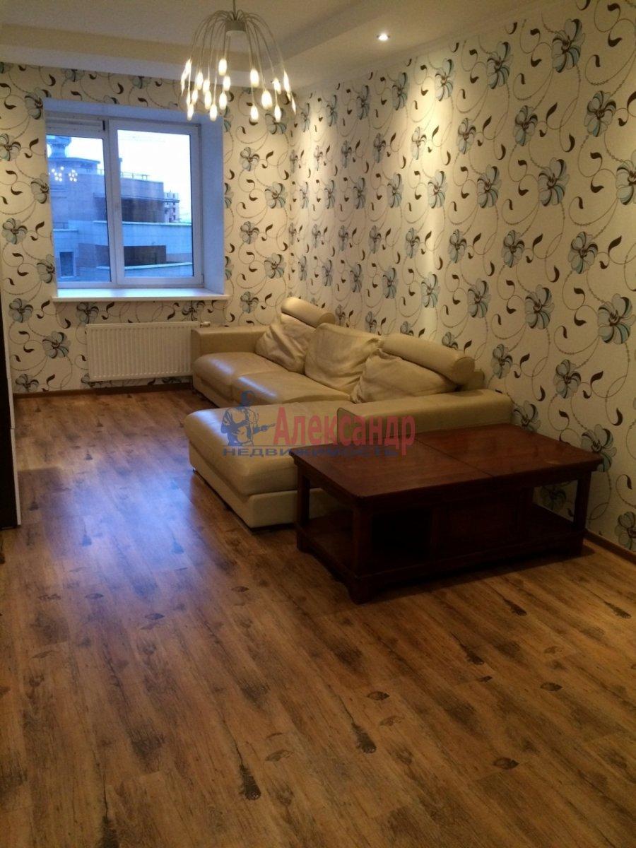 1-комнатная квартира (43м2) в аренду по адресу Турку ул., 11— фото 8 из 8