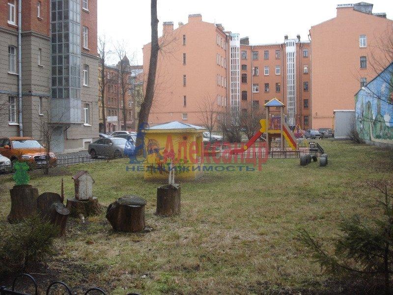 2-комнатная квартира (52м2) в аренду по адресу Барочная ул., 4— фото 4 из 10