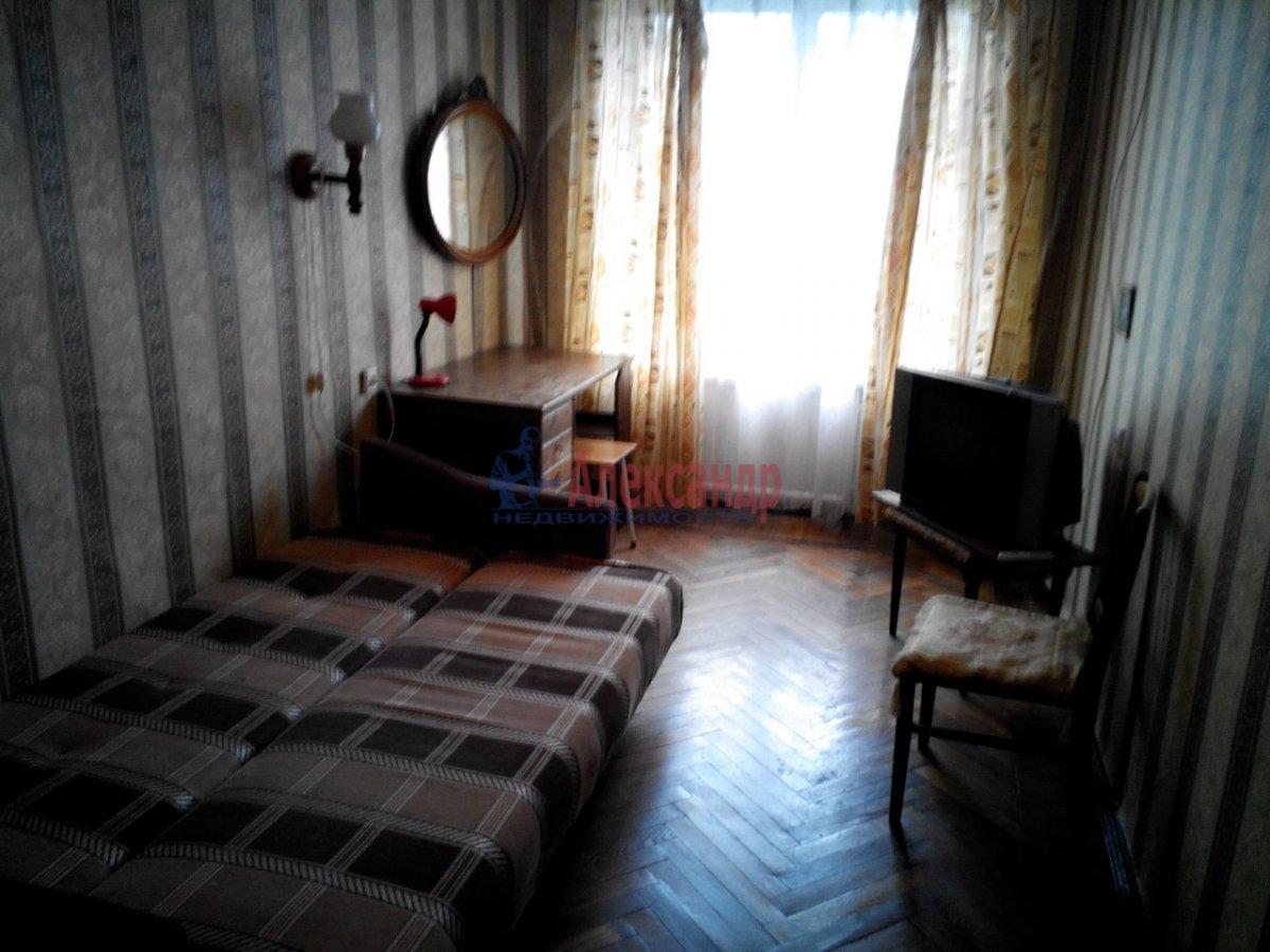 1-комнатная квартира (43м2) в аренду по адресу Кропоткина ул., 24— фото 6 из 7
