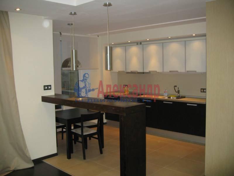 3-комнатная квартира (90м2) в аренду по адресу Бассейная ул., 73— фото 3 из 13