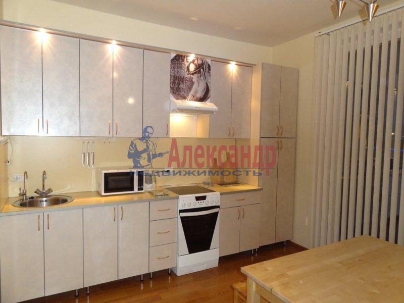 1-комнатная квартира (38м2) в аренду по адресу Беговая ул.— фото 1 из 1