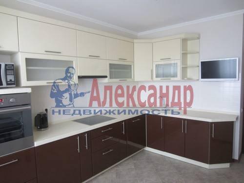 1-комнатная квартира (40м2) в аренду по адресу Гаккелевская ул., 32— фото 2 из 4