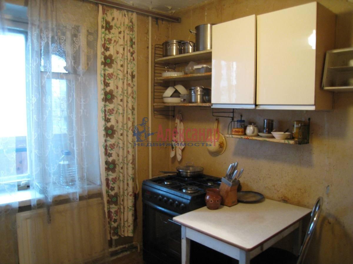 1-комнатная квартира (33м2) в аренду по адресу Просвещения пр., 54— фото 6 из 9