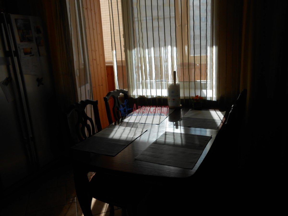 2-комнатная квартира (56м2) в аренду по адресу Асафьева ул., 5— фото 6 из 7