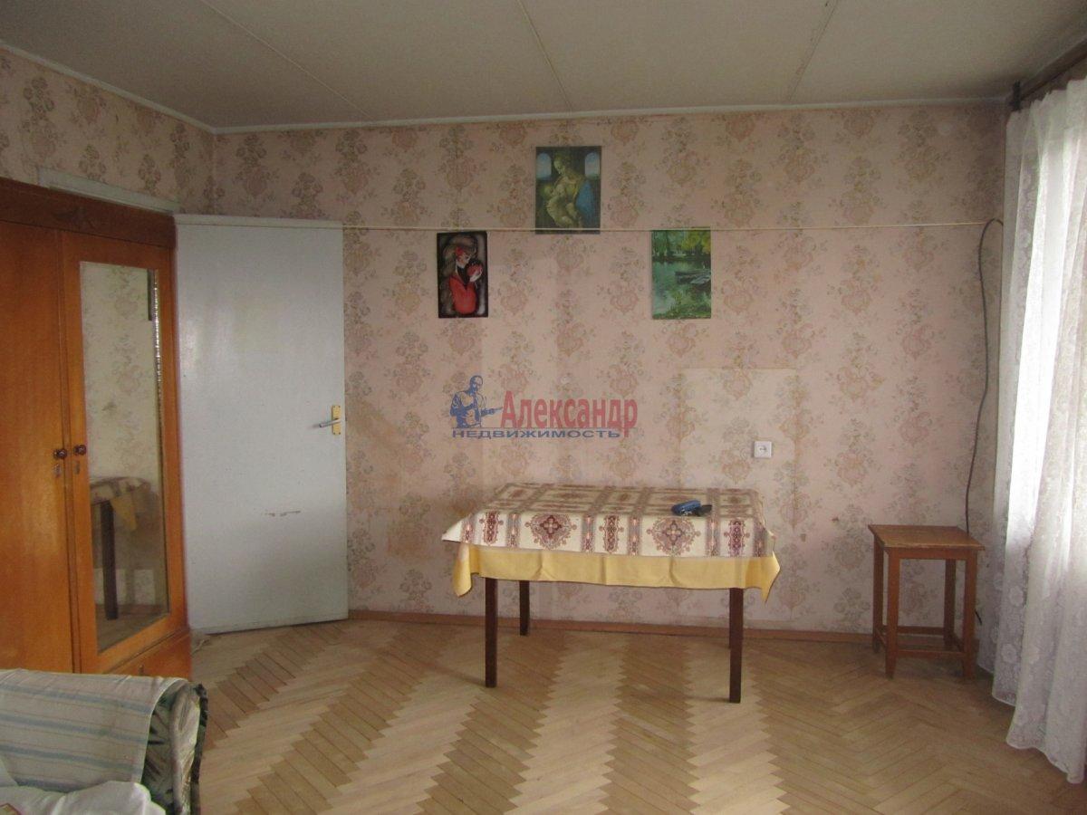 1-комнатная квартира (40м2) в аренду по адресу Аптекарский пр., 10— фото 2 из 4