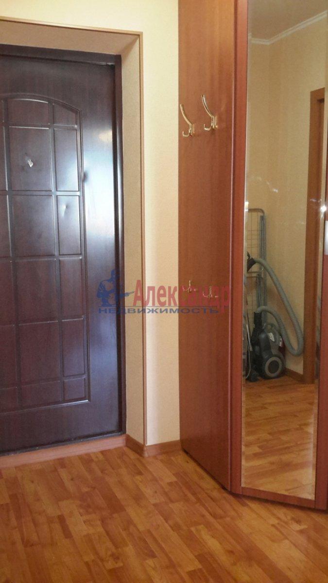 1-комнатная квартира (38м2) в аренду по адресу Брянцева ул., 7— фото 17 из 17